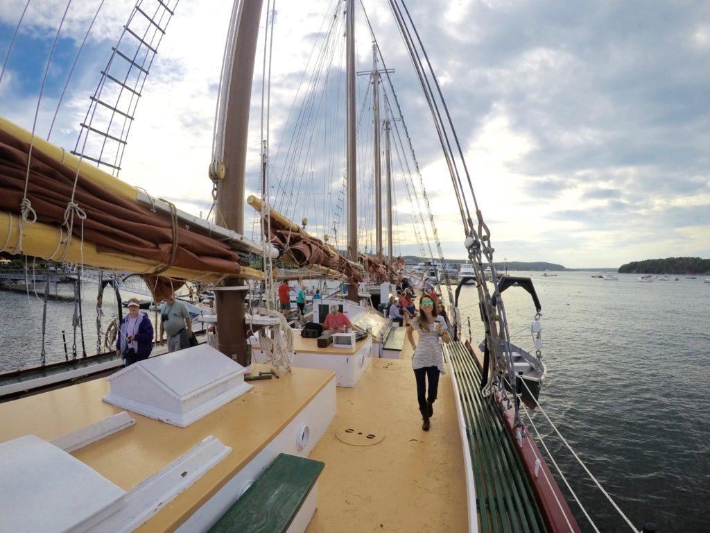 Margaret todd sailboat.