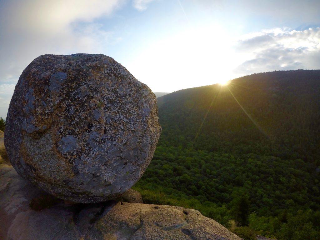 cadillac mountain sunrise.