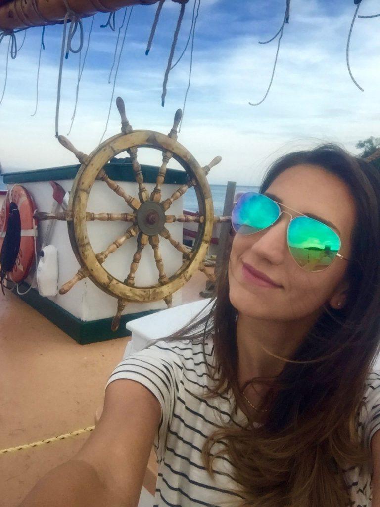 Margaret todd sailboat
