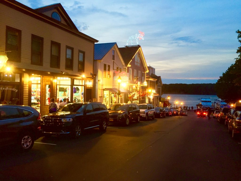 What to do in bar harbor it 39 s mainely maine meg for it for Food bar harbor me
