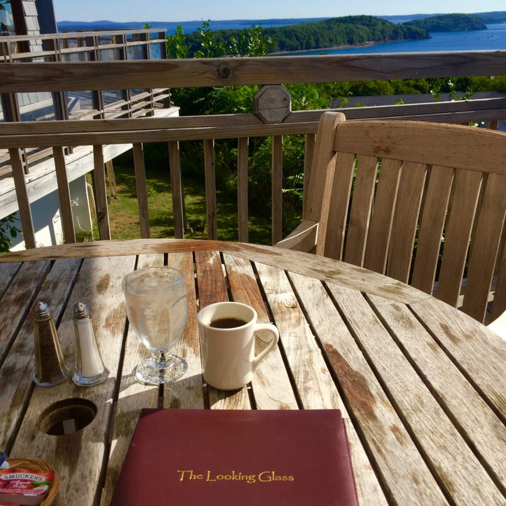 the looking glass bar harbor