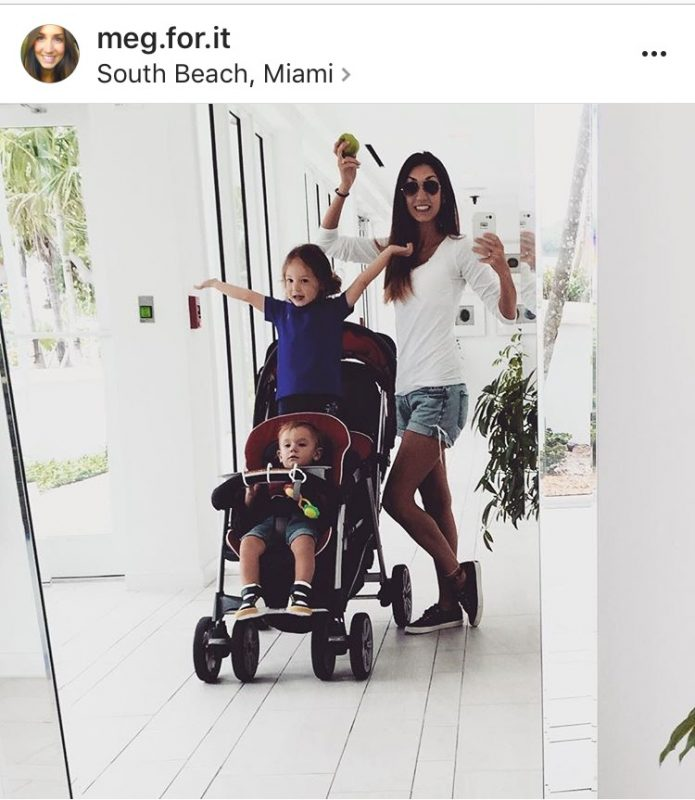 chiccodoublestroller