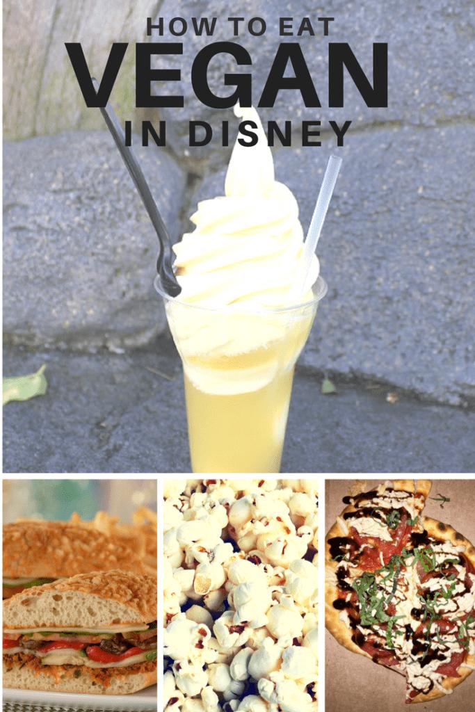 Eating Vegan in Disney - Meg For It