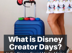 What is disney creator days