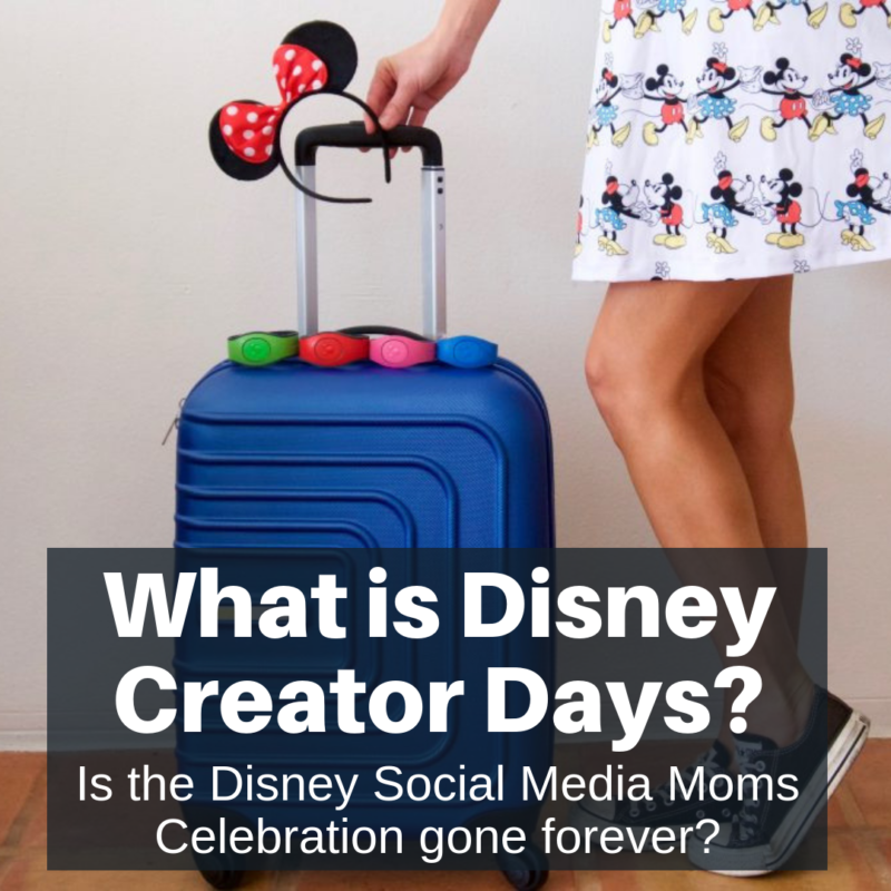 What is disney creator days Meg Harrell megforit.com