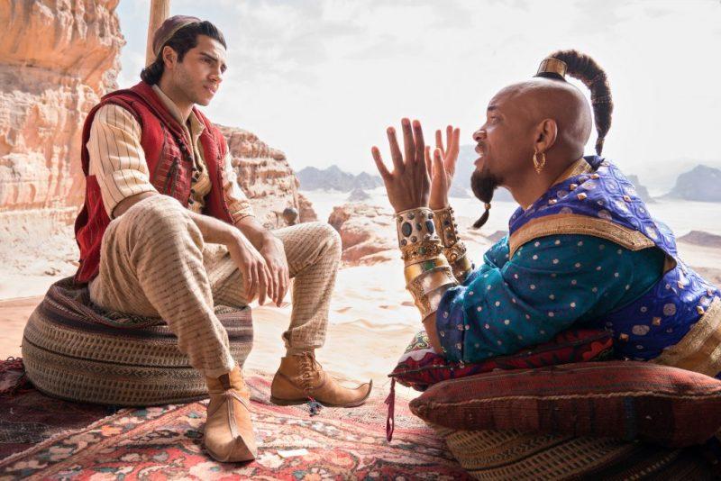 Aladdin movie remake 2019