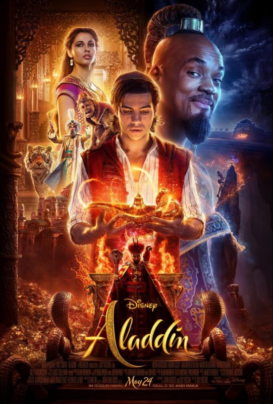 Aladdin movie remake 2019