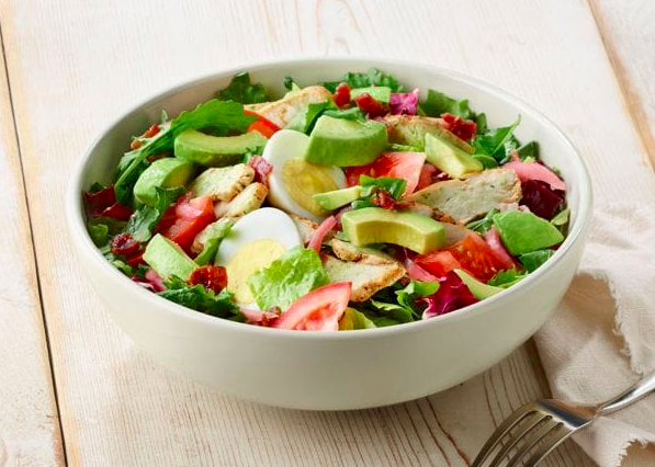 Green Goddess Cobb Salad at panera