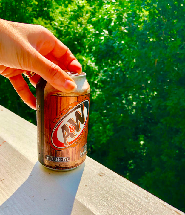 A&W Root Beer Anniversary