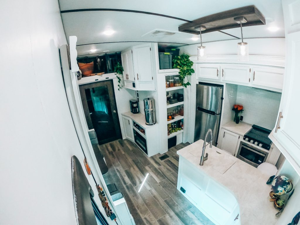 Tiny House RV Family