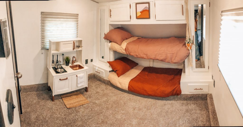 Tiny House Kids room