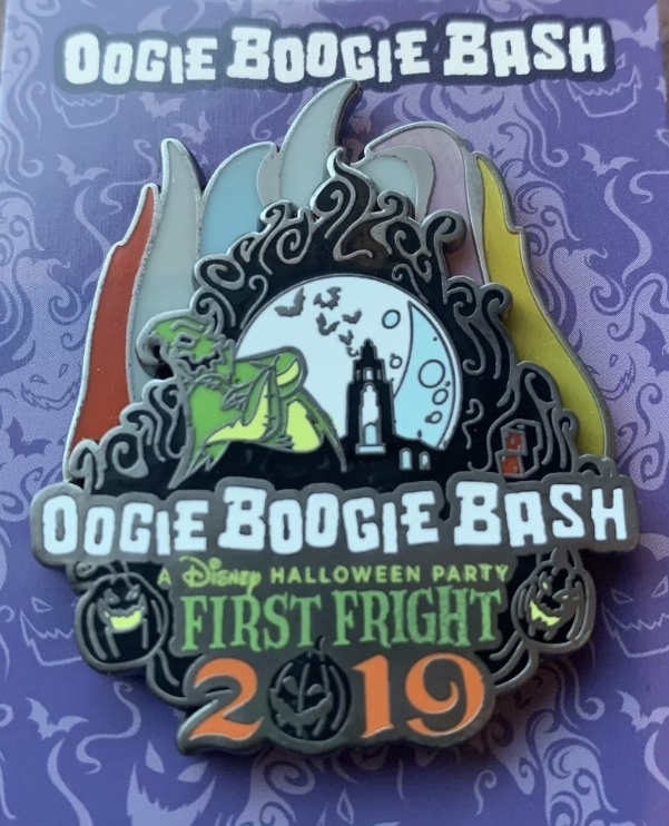 pin for oogie boogie bash california adventure