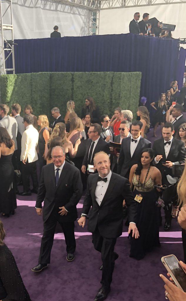 Matt Walsh Veep Emmys Red Carpet