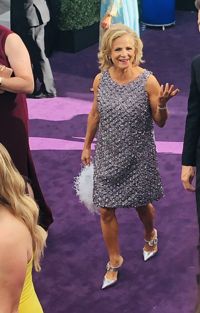 Amy Sedaris emmys red carpet