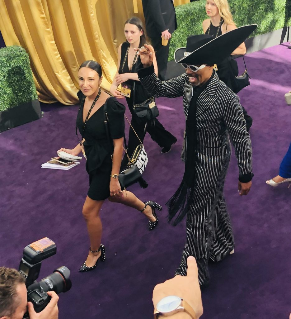 Billy Porter Emmys Red Carpet