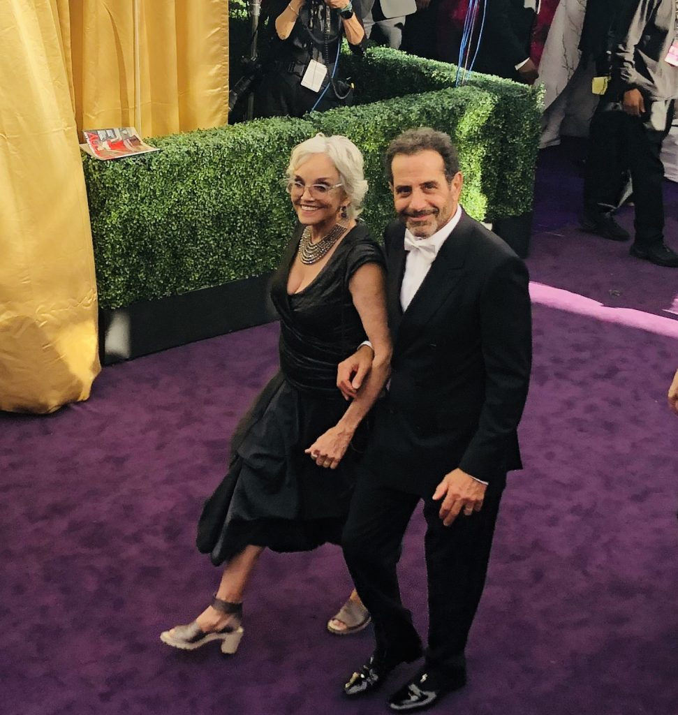 tony shalhoub emmys red carpet