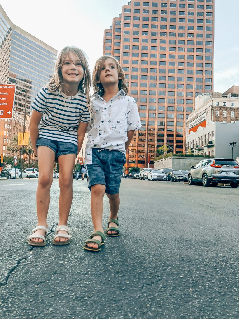 kids in new orleans