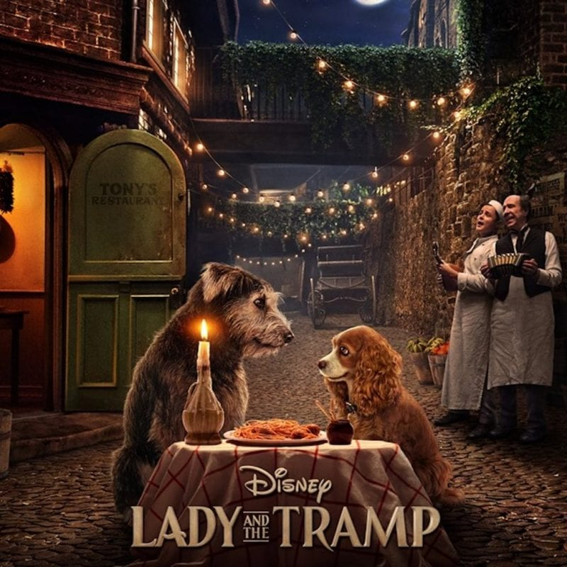 Lady and the Tramp Remake 2019