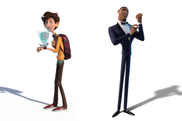 spies in disguise walter and lance