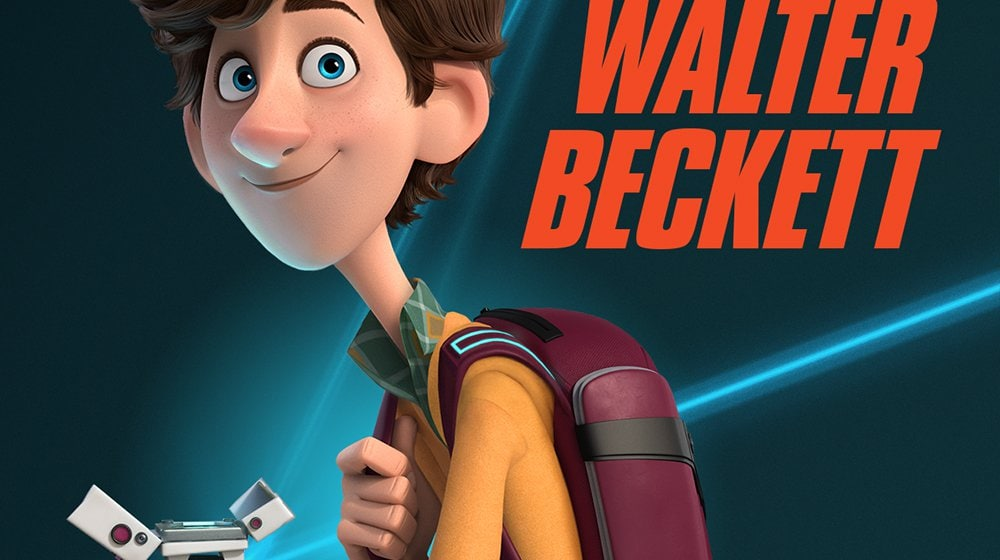 spies in disguise Walter