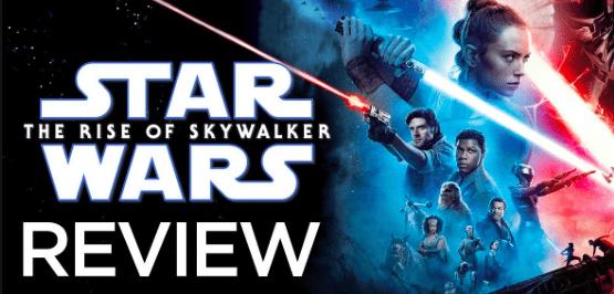 daniel jimenez movie critic review of rise of skywalker