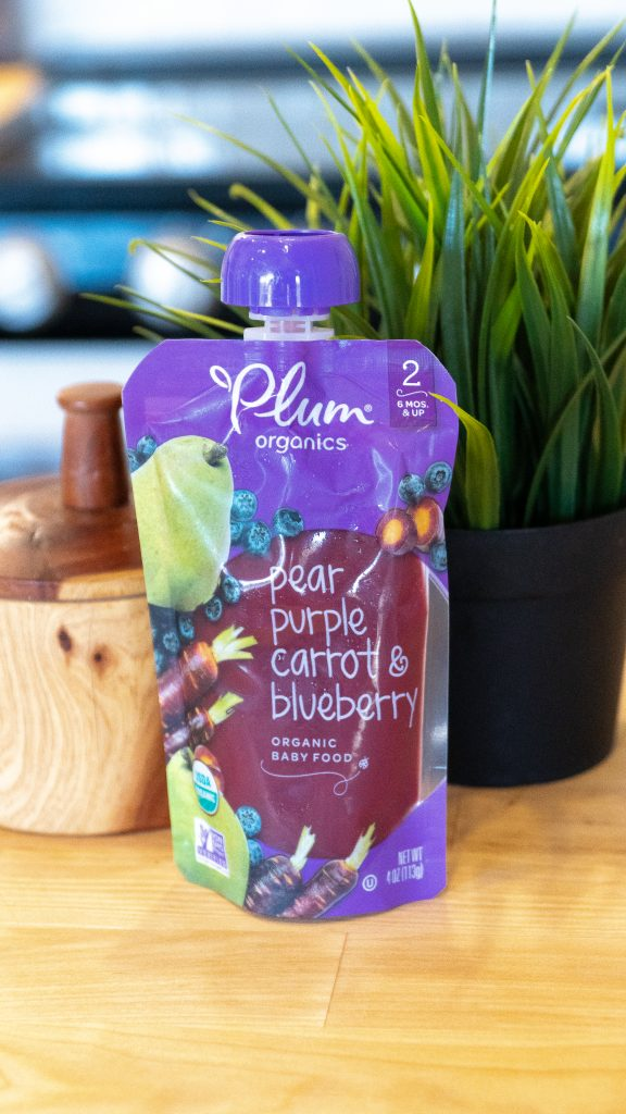 Plum Organics Snacks