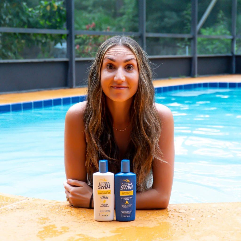Ultra Swim shampoo