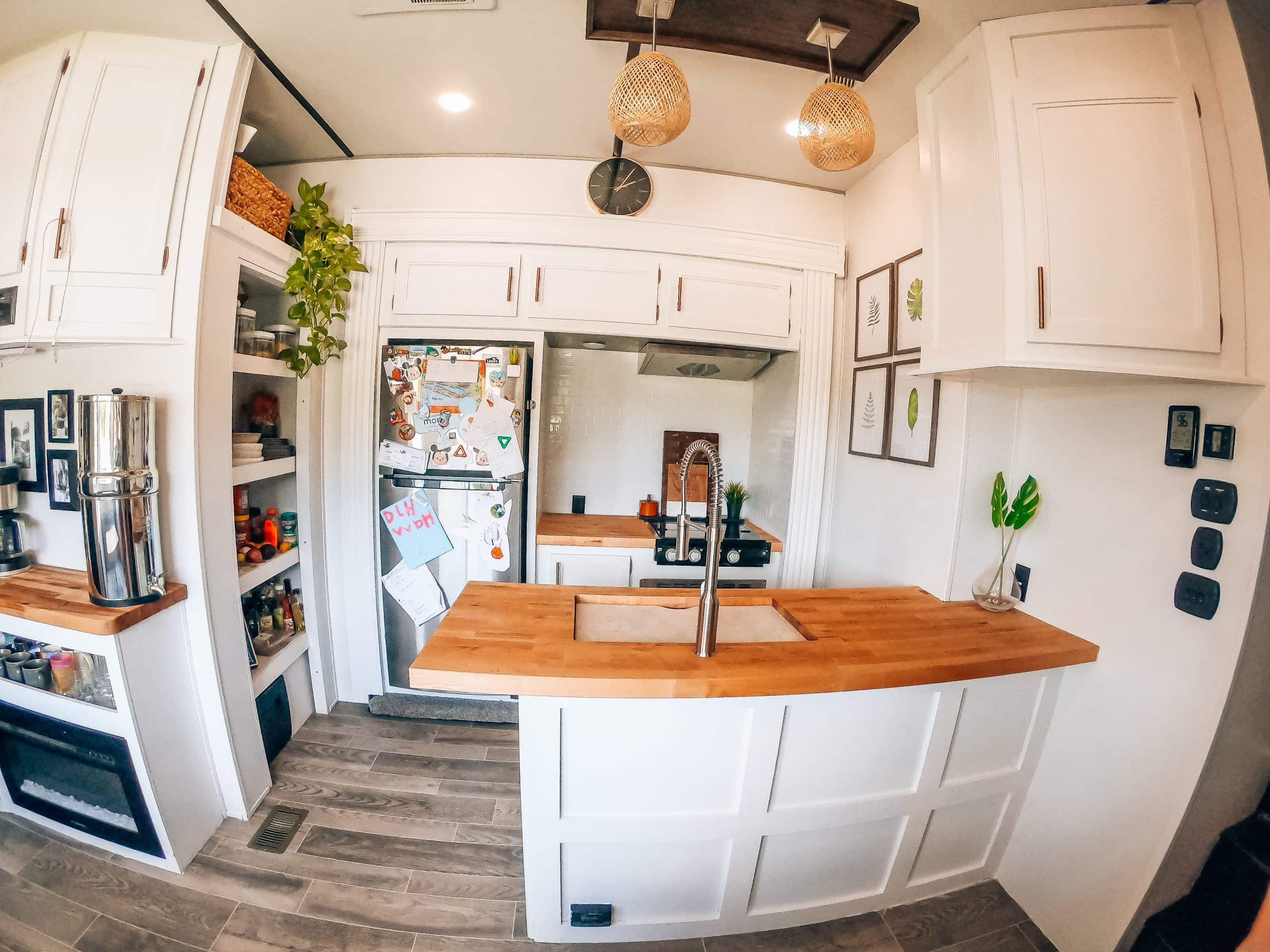 Megforit tiny house RV