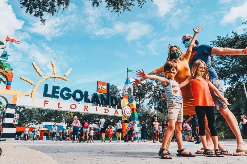 Legoland review megforit