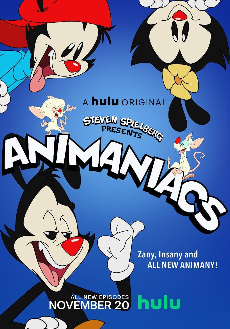 New Animaniacs 2020