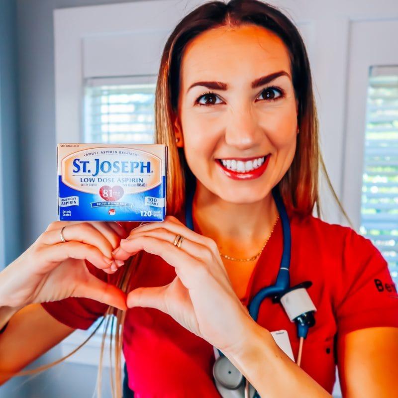 St. Joseph® Low Dose Aspirin