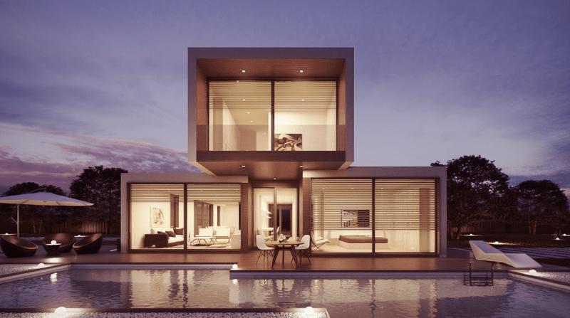 Dream Minimalistic Home
