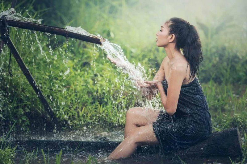 The Replenishment and Nourishment of Water