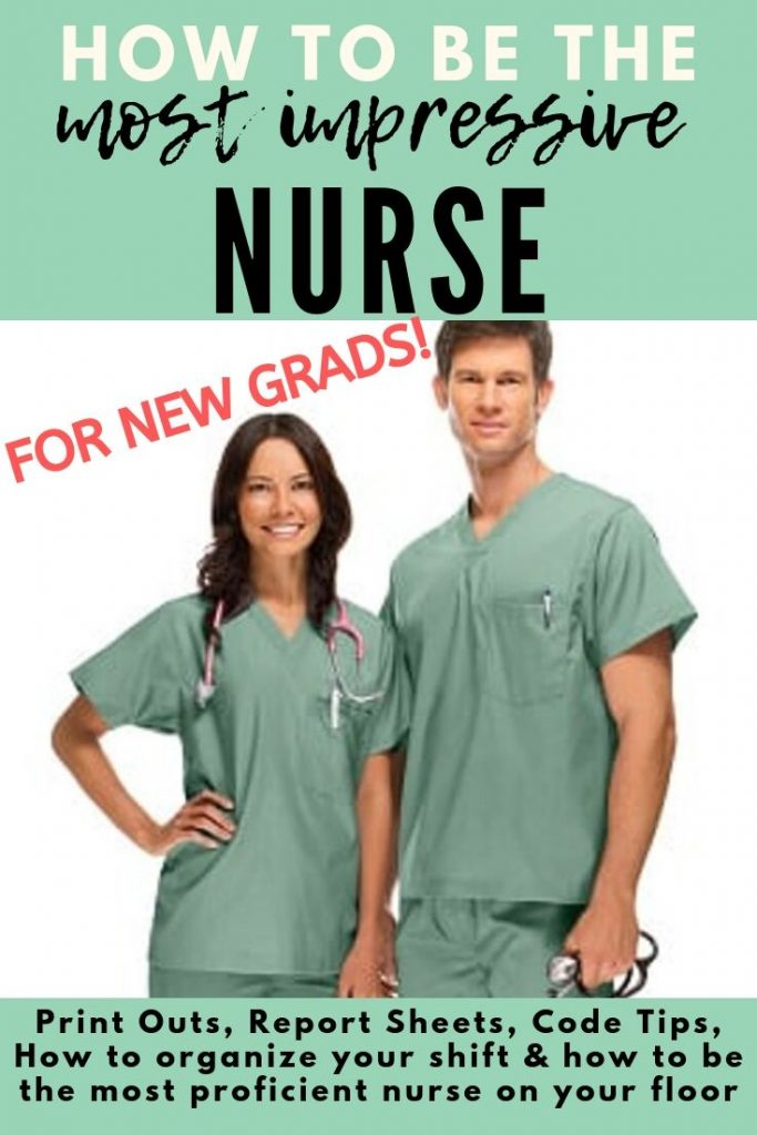 resources for new nurses