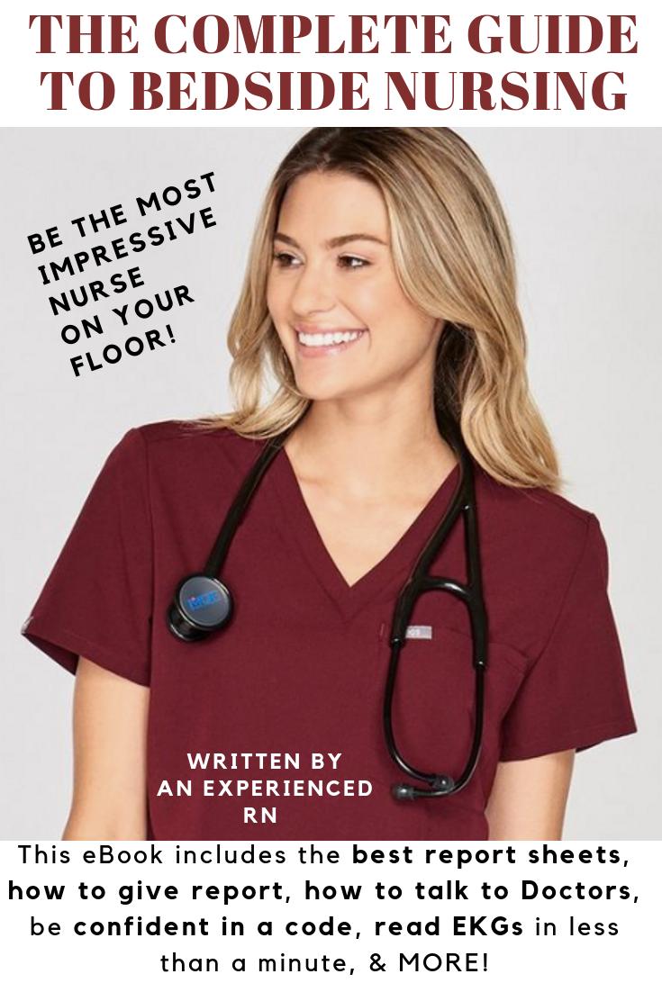 bedside nurse preceptor